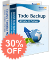 Todo Backup Advanced Server + Partition Master Server