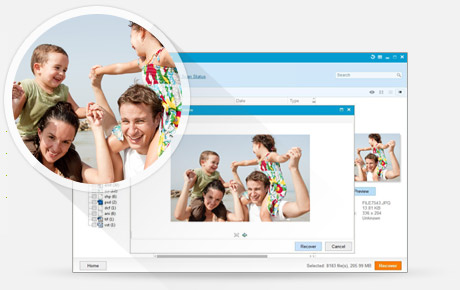 reliable disk data recovery software to recover data after system crash