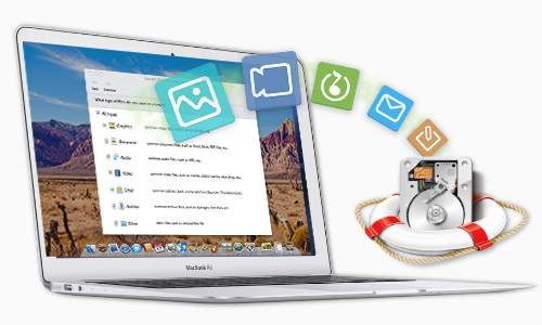 Free Mac data recovery software get back your lost files with 3 steps