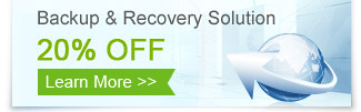 Backup and recovery solution