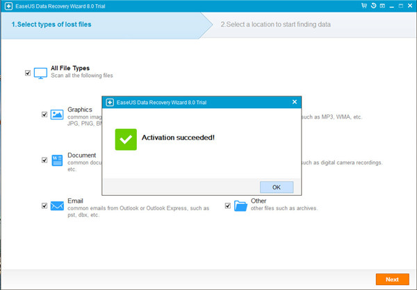 easeus data recovery wizard professional download free