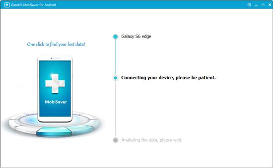 Connectez votre téléphone Galaxy à PC pour récupérer des photos supprimées